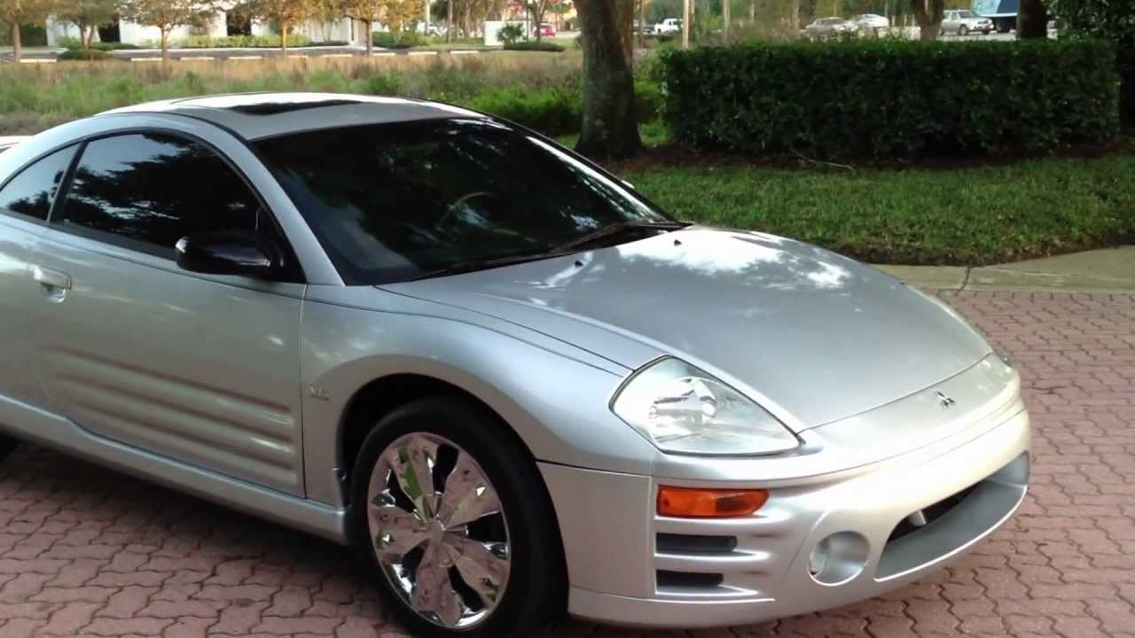 2003 Mitsubishi Eclipse Spyder >> 2003 Mitsubishi Eclipse GT - View our current inventory at FortMyersWA.com - YouTube