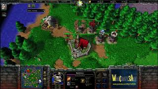 ToD(HU) vs 120(UD) - WarCraft 3 Frozen Throne - RN3338