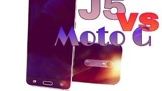 Samsung J5 2016 vs Moto G, сравнение. История против современности, стоит ли ждать возрождения!!!
