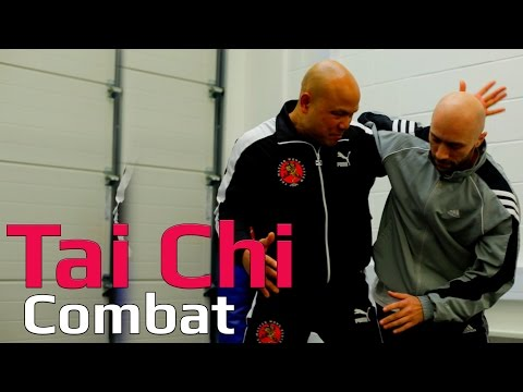 tai chi combat - how to arm lock Q35