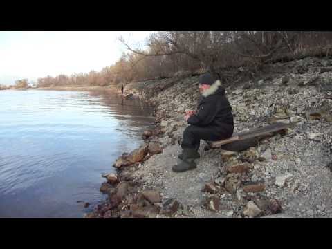 рыбалка у истока невы