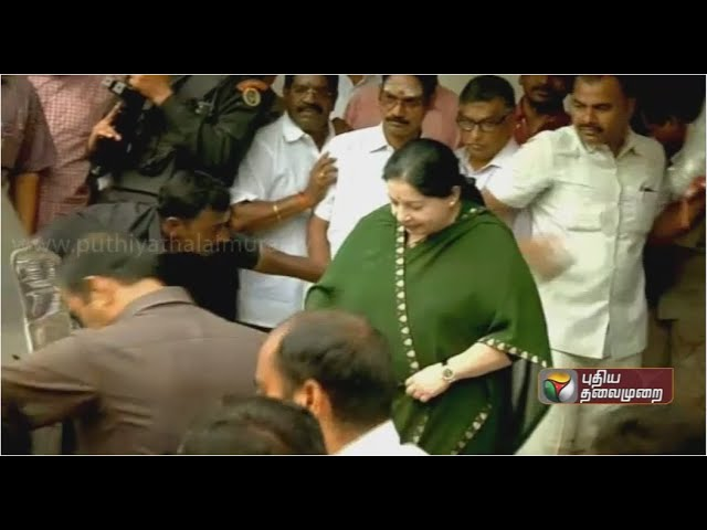 Judgment day: Jayalalithaa case verdict today,  may change political equation