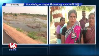 Special Story on Mentapally Ideal Village | Wanaparthy - Mahabubnagar - V6 News