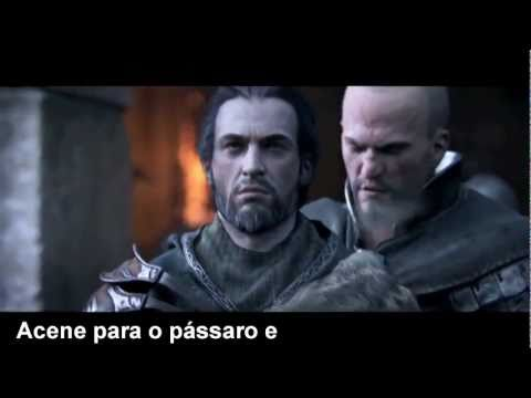 Trailer Literal Assassin's Creed Revelations em português
