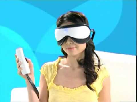 Eye Care Massager ME10 - Operation