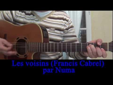 Francis Cabrel - Les Voisins