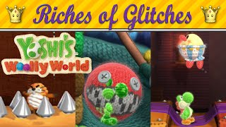 Riches of Glitches in Yoshi