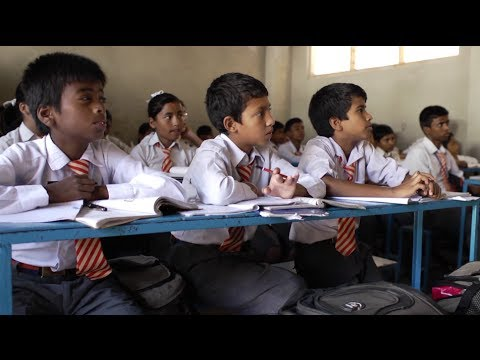 Helping Nepalese children find their voice