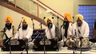 Gur Ram Das Rakho Sarnai   Bhai Kulwant Singh Ramdaspur Wale