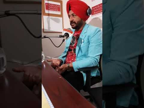 Part 2 (interview) Surinder Laddi from Harman Radio Melbourne Australia