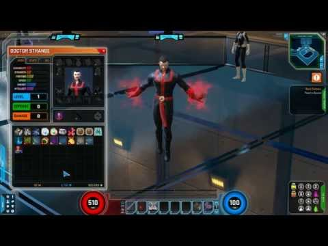 Marvel Heroes - Doctor Strange Gameplay