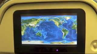 Cathay Pacific Boeing 777-300ER Economy Class - Toronto ✈ Hong Kong (CX829)