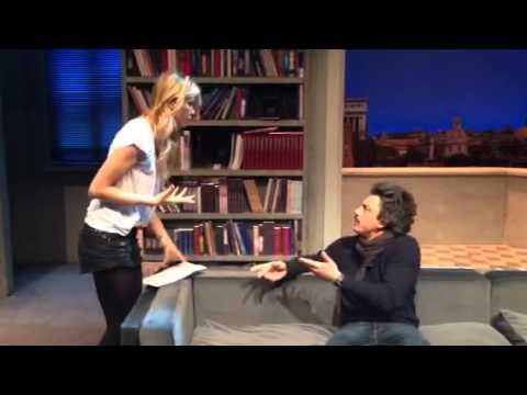 Elena Santarelli per AMICI COME NOI di Pio&Amedeo (dal 20 marzo al cinema)