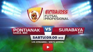 Download Lagu KANCIL BBK (PONTIANAK) VS BTS (SURABAYA) - (FT : 4-5) Extra Joss Futsal Profesional 2018 Gratis STAFABAND