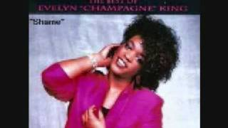Watch Evelyn Champagne King Shame video