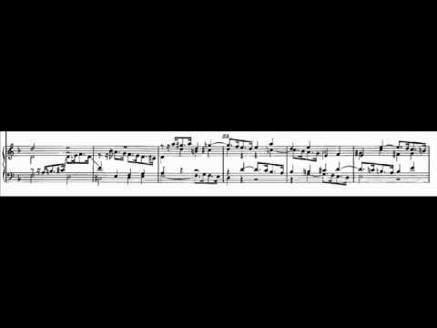 Бах Иоганн Себастьян - Bwv 1080 - Contrapunctus Ii