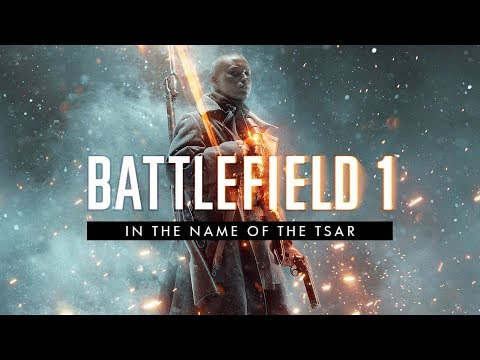 NEW MAP!! ALBION - IN THE NAME OF THE TSAR | BATTLEFIELD 1 - GAMEPLAY CTE PC