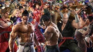 Top 10 Tekken Characters