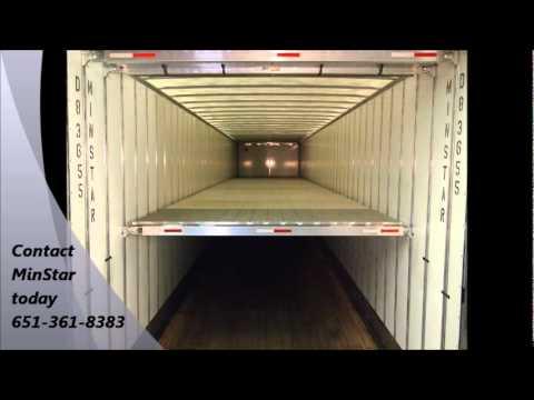 0 MinStar Transport Double Deck Trailer