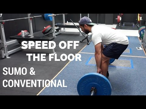 DEADLIFT: Correcting your start position