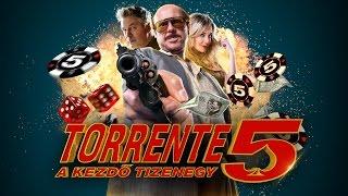 Torrente 5 - A kezdő tizenegy (Torrente - Misión Eurovegas) - Szinkronizált előzetes