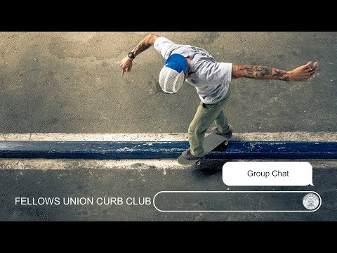 Group Chat with Fellows Union Curb Club