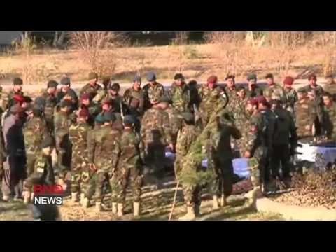 Afghan Taliban Kill 37 in Attack on Kandahar Airport