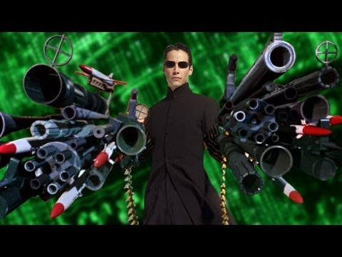 The Matrix Retold by Mom