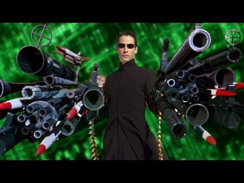 The Matrix Retold by a mom