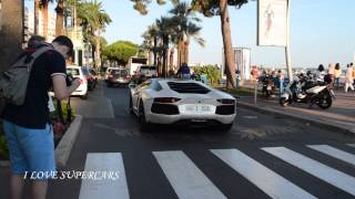 Best Aventador Accelerations and Sound!