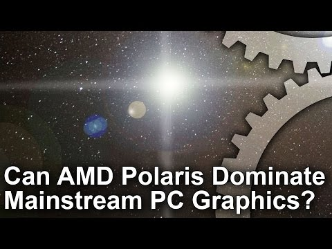 AMD Polaris: Can 'R9 480'/'R9 480X' Dominate Mainstream PC Graphics?
