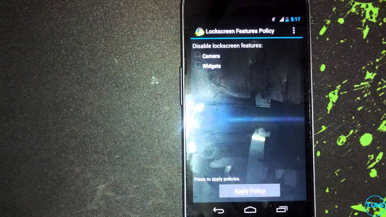 How to Remove Android 4.2 Lock screen (remove all pages ...