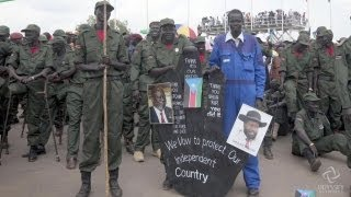 Bishop Elias Taban on the New South Sudan | Odyssey Networks