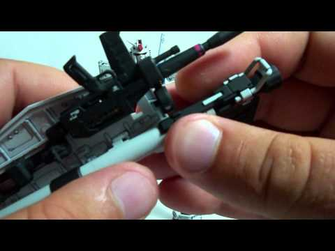Gundam Review: 1/144 RG RX-78-2 Gundam pt03