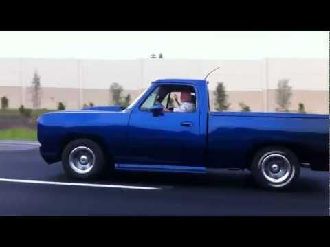 Frank S 1984 Dodge D150 225 Slant Six Dual Exhaust