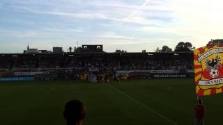 Opkomst Go Ahead Eagles -  Graafschap