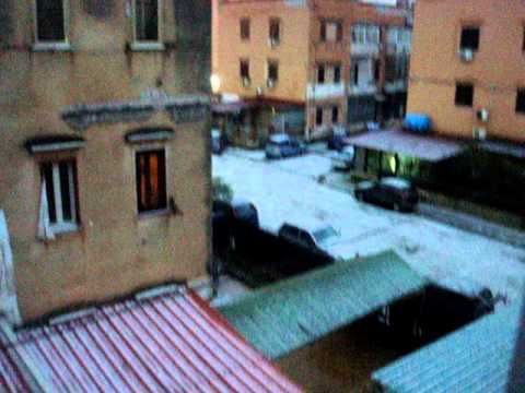 NEVE A PALERMO (GENNAIO 2012)