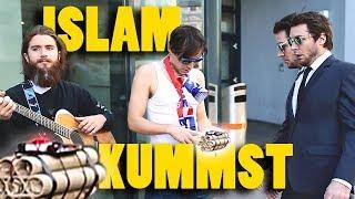 Wennst no amoi mim Islam kummst! – VolksRock'n'Roller HC Strache