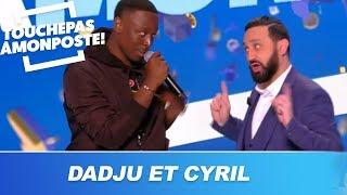 """Cyril Hanouna reprend """"Reine"""" avec Dadju"""