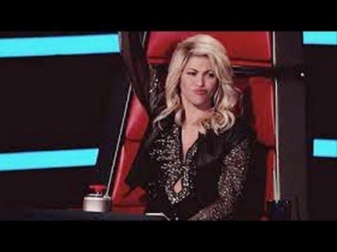 The Voice 2014 Season 6 (USA) : Can Shakira Defeat Blake Shelton, Adam Levine And Usher?