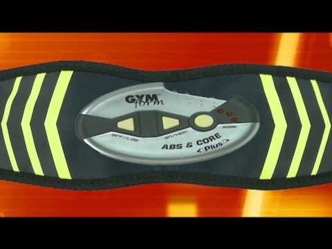 GYMFORM ABS AND CORE PLUS - Σύστημα παθητικής γυμναστικής