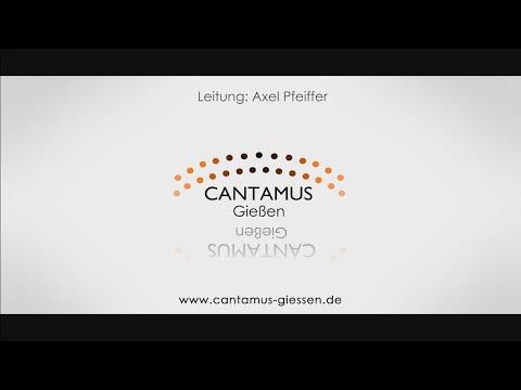 Bewerbungsvideo Cantamus Gießen für den Deutschen Chorgipfel 2015 von Klassikradio