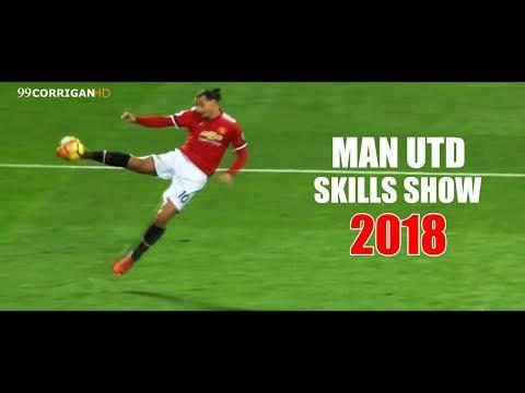 Manchester United Crazy Skills Show 2018 - HD thumbnail