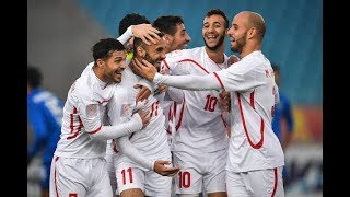 Thailand 1-5 Palestine (AFC U23 Championship 2018: Group Stage)