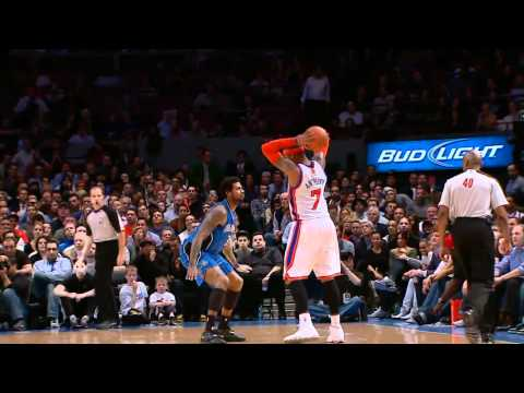 Carmelo Anthony - Play The Way You Can (HD) New*