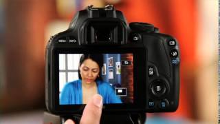01.Canon EOS Rebel Digital Cameras Instructional Video
