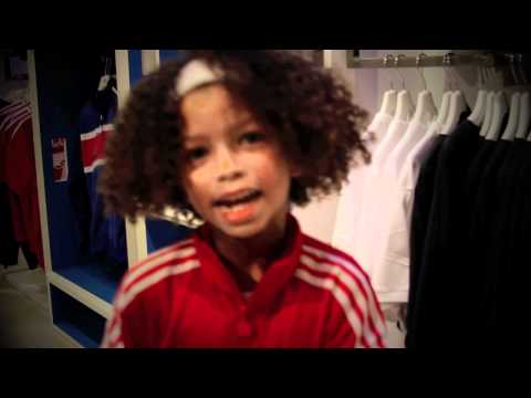 Stephen Stash (6 Year Old Rapper) - Adidas x Sneaker Friends [Unsigned Hype]
