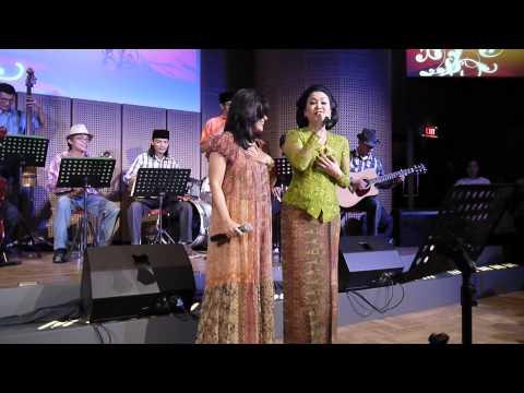 Memandangmu   Ikke Nurjanah Ft Keroncong Tugu Ft Ibu Sundari Soekotjo