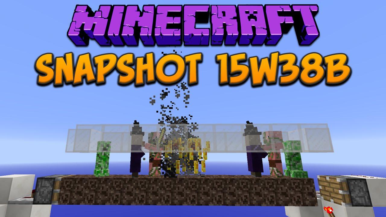 Download Minecraft 15w39a At Minecraft