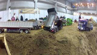 JuleExpo 2014 pt 13 - Topped up dump beds